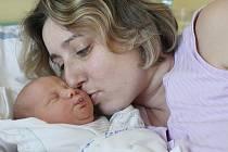 Ondřej Černý se narodil 31. ledna 2012. Po narození vážil 3720 gramů a měřil 50 centimetrů. Domů do Malína si ho za tříletým bráškou Matějem odvezli maminka Jiřina a tatínek Martin