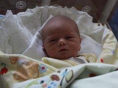 Vladislav Samek se narodil 25. září v Čáslavi. Vážil 2600 gramů a  měřil 48 centimetrů. Doma v Potěhách ho přivítali maminka Jana a tatínek Vladislav.