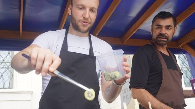 Gastrofestival v Kutné Hoře, 17. září 2016