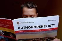 Městský zpravodaj Kutnohorské listy.