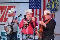 Banjo Jamboree Čáslav - nejstarší evropský bluegrassový festival.