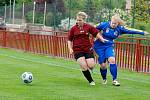14. kolo III. ligy žen: Kutná Hora - Vonoklasy, 16. května 2010.