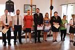 Hasiči z Hostovlic oslavovali výročí.