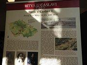 Z vernisáže výstavy Bitva u Čáslavi 1618.