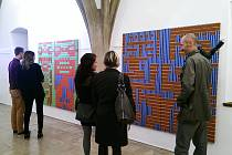 Vernisáž výstavy Mezi Médii na Hrádku v Kutné Hoře
