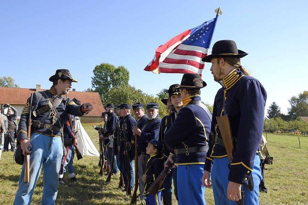 V sobotu se rozpoutala na Lipině bitva z americké občanské války (ACW).