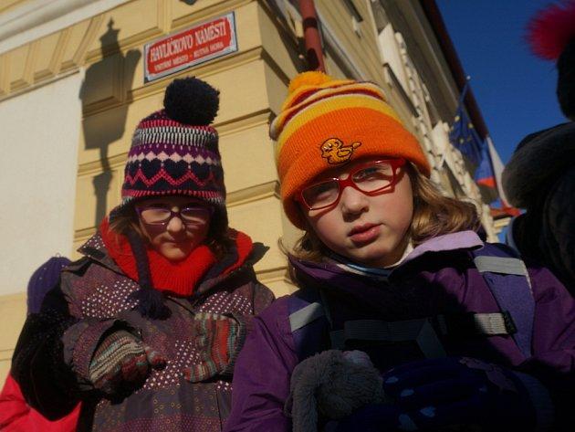 Příměstský tábor Rodinného centra Špalíček v Kutné Hoře 29. ledna 2016