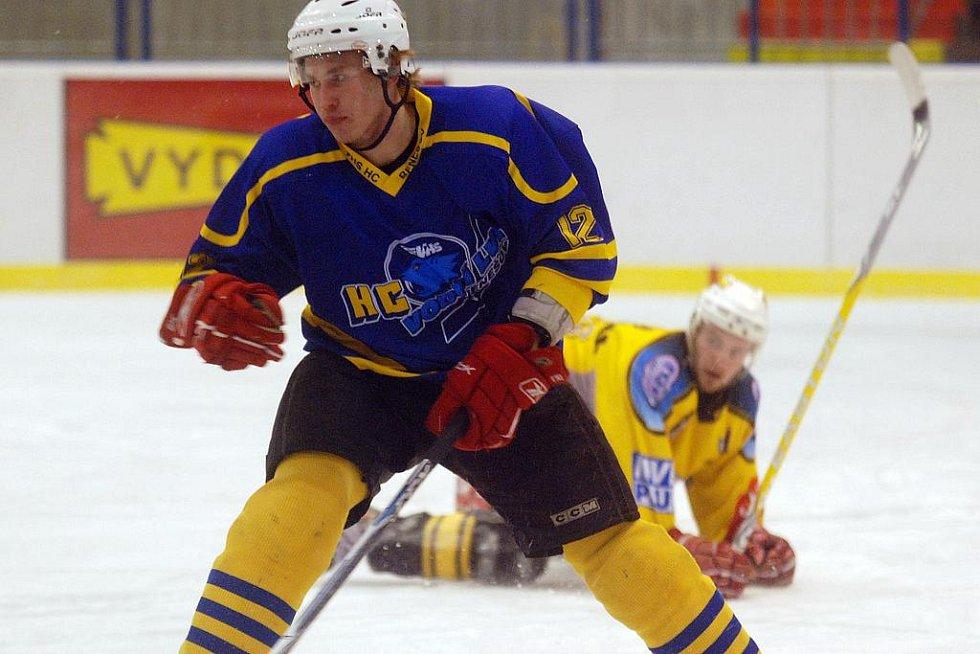 Hokej II. liga: Kutná Hora - Benešov 5:3, neděle 10. ledna 2010