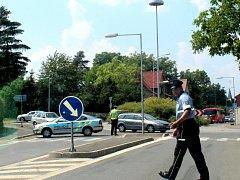 Silnice od Karlova na Církvici je uzavřená