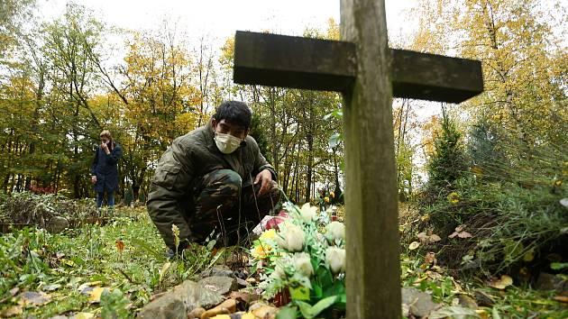 Zvířecí hřbitov v Kutné Hoře.