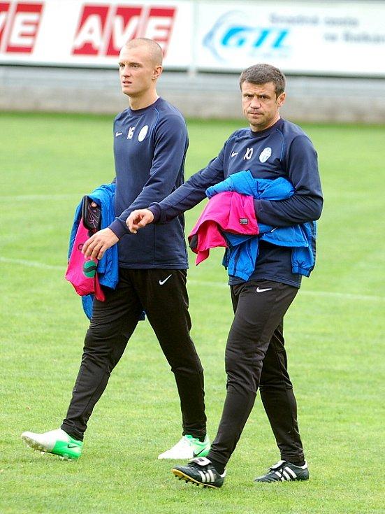 Martin Nešpor a Marek Kulič.