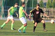 Fotbalová III. třída: FC Bílé Podolí B - TJ Sokol Červené Janovice 7:1 (2:0).