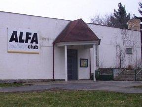 Alfa Club v Kutné Hoře.