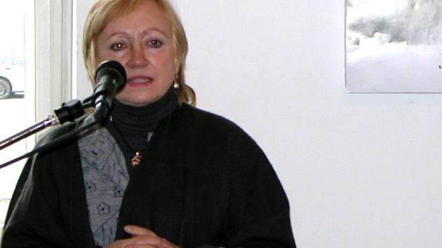Hana Hanušová pochází ze Svaté Kateřiny. Do Argentiny vyjela před třemi roky, aby zde vyučovala příslušníky české a slovenské menšiny.