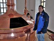 Pivovar v Kácově