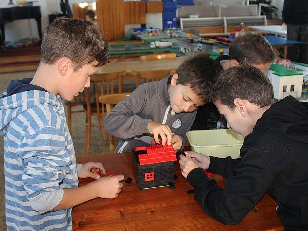 Lego město v Kutné Hoře