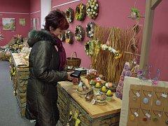 Velikonoční výstavu připravují ve Zbraslavicích