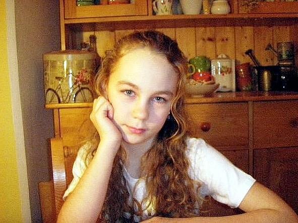 Johana Siřínková ze skupiny Mažoretky Scarlett Kutná Hora.
