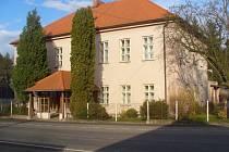 Bývalá škola v Hraběšíně