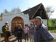 Včela Čáslavská zorganizovala výlet do Kouřimi.