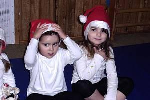 Vánoční taneční besídka ve Špalíčku