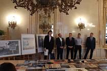 Slavnostní předávání cen se konalo v budově Ministerstva školství, mládeže a tělovýchovy.