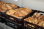 Pekař na hranici okresů: naši pekárnu hodláme udržet stůj co stůj.