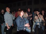 V Křeseticích se tančilo i zpívalo.