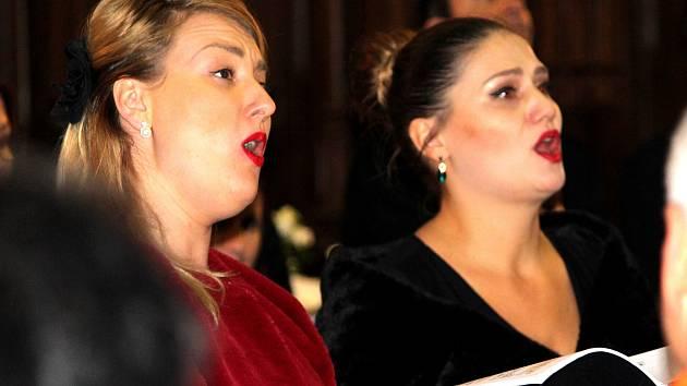 Verdiho Requiem zaznělo v kostele sv. Jakuba.