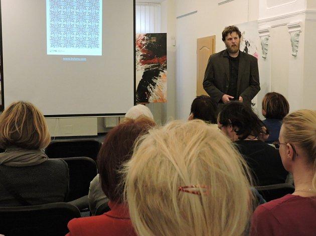 Přednáška archeologa Filipa Velímského v Čáslavi