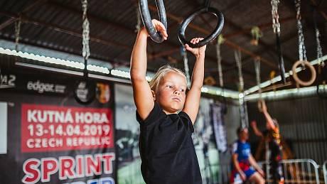 Koudelníkův Spartan Training startuje na Olympii ve středu 17. května.
