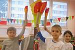 Projektový týden Zimní olympiáda v Mateřské škole 17. listopadu v Kutné Hoře.