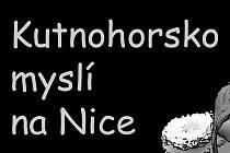 Kutnohorsko myslí na Nice