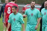 Fotbalová III. třída: TJ Sokol Červené Janovice - SK Kluky 7:1 (1:1).