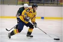 Krajská soutěž: Sršni Kutná Hora - HC Žabonosy 4:1, 16. února 2014.