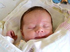 Sofie Ella Pokorná se narodila 19. března v Kolíně. Měřila 47 centimetrů a vážila 2740 gramů. Maminka Petra a tatínek Martin se dcerky  radují doma v Žandově.