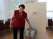 Volička v Krchlebech.
