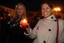 Kutnohorští studenti si připomněli sametovou revoluci
