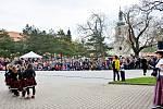 Prvomájový koncert pořádala Základní umělecká škola Uhlířské Janovice.