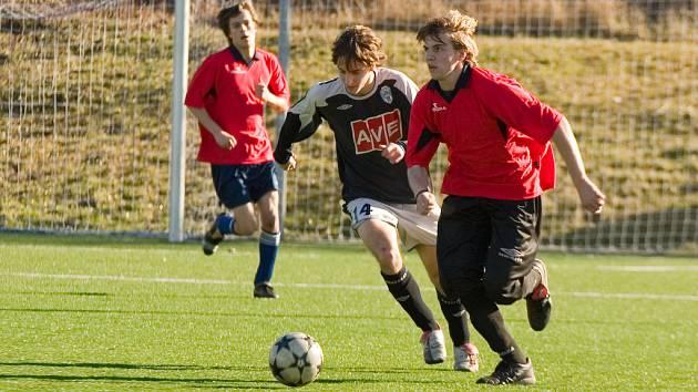 Z přípravného zápasu FC Zenit Čáslav B - Třemošnice (2:4)