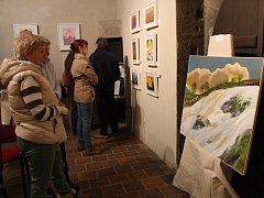 Výstava Blanky Bohdanové