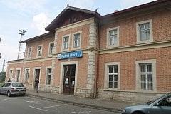 Vlakové nádraží v Kutné Hoře