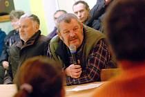 Veřejné jednání v Neškaredicích. 10.12.2012