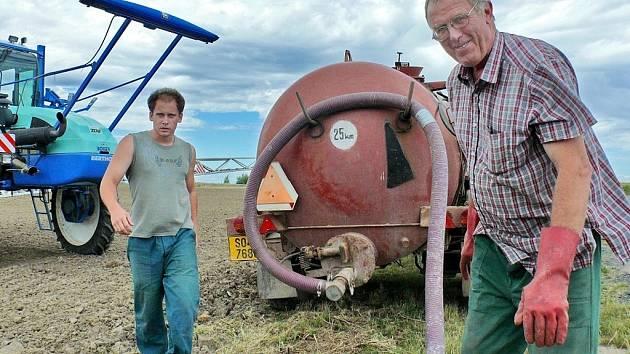 Ilustrační foto: Vyžene letošní teplá zima zemědělce dříve na pole?