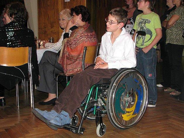 Benefiční ples sdružení Cesta životem bez bariér 2010.