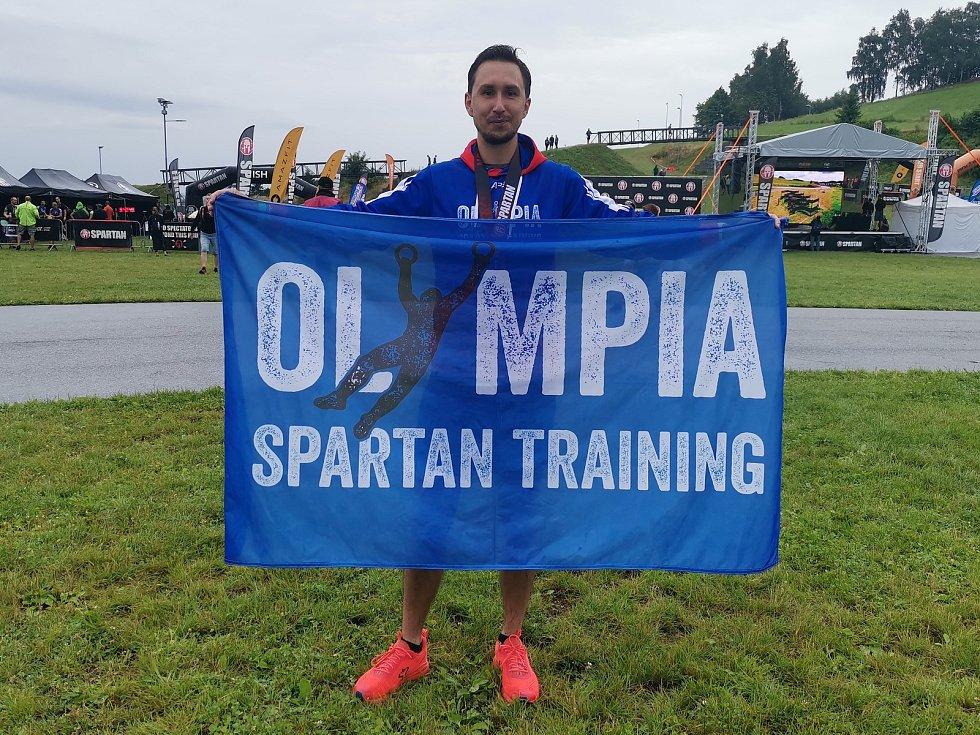 Olympia Spartan Training Kutná Hora v Liberci. Na snímku Svatopluk Macháček.