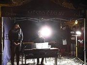 Koledy s Deníkem se zpívaly i v Čáslavi.