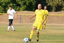 V prvním kole okresního fotbalového přeboru porazily Nové Dvory doma Uhlířské Janovice B 2:0. Obě branky vsítil David Dastych.
