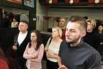 Čáslavští si připomněli výročí slavného rodáka ve stejnojmenném kině v Čáslav.