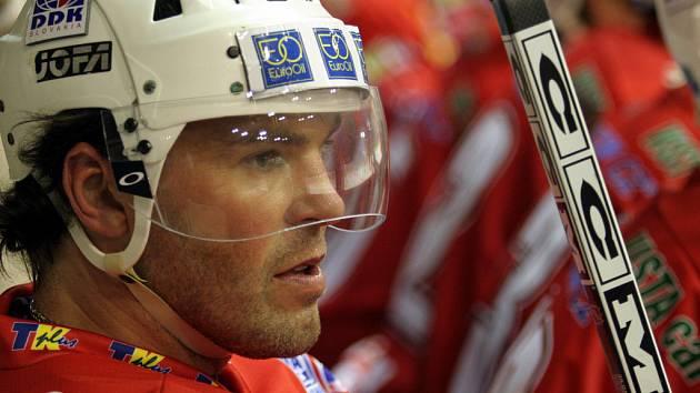 Hokejista Jaromír Jágr obhajuje loňské prvenství v kategorii jednotlivců.